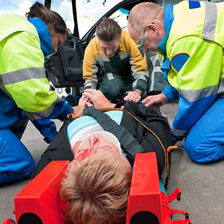 NCCP Refresher Courses (EMT and Paramedic)